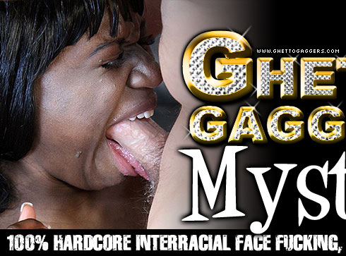 Ghetto Gaggers Starring Mystique
